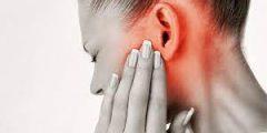 ما هي التهابات الاذن الوسطى وما هي اسبابها ؟