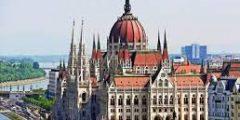 رحلة إلى مدينة بودابست عاصمة المجر