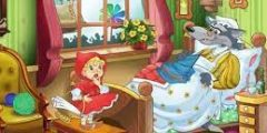 قصص الاطفال – قصة الفتاة ذات الرداء الاحمر
