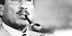 معلومات عن محمد أنور السادات نشأته وحياته السياسية