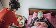 كيفية العناية بمريض فيروس كورونا في المنزل