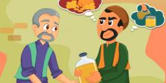 قصص طويلة واقعية قصة بائع الزيت وصانع الصابون