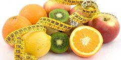 خسارة الوزن وفطور رجيم سريع