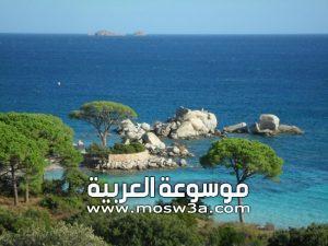 معلومات عن جزيرة كورسيكا