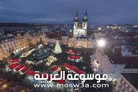 السياحة في براغ في الشتاء ..روعة الاحتفالات والأمسيات الرومانسية الساحرة