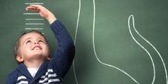 أعراض نقص النمو عند الأطفال