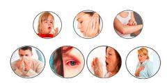 الحساسية ردة فعل جهاز المناعة لمواد غير مألوفة