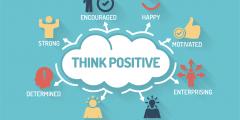 كيف يمكن للعقل التفكير بإيجابية