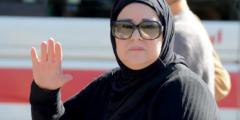 دلال عبد العزيز في زمة الله  إنا لله وإن اليه راجعون