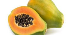 ما هي فوائد واضرار فاكهة البابايا للجسم وللمرأة الحامل