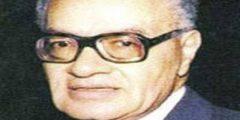 مؤلف كتاب محمد رسول الحرية .. سيرة حياة عبد الرحمن الشرقاوي