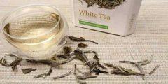 أهمية تناول الشاي الأبيض واضراره