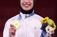 من هى فريال اشرف الفائزة بميدالية الأولمبياد