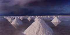 كيفية فصل الملح عن الماء