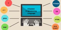 انواع المتغيرات في اللغات البرمجية