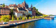 معلومات عن السويد واقتصادها والسياحة فيها