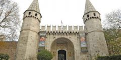 معلومات عن قصر توبكابي وابرز معالمه