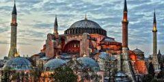 أهم المعلومات المتعلقة بمسجد آيا صوفيا