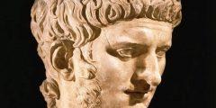 نيرون روما الإمبراطور الروماني الخامس والأخير